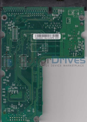 WD205AA-00BAA0, 61-600843-103 DD1, WD IDE 3.5 PCB