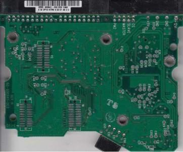 WD205BA-00AGA0, 0000 600841-000 ED2, WD IDE 3.5 PCB