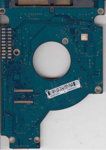ST9320423AS, 9HV14E-022, 0006HPM1, 100537087 K, Seagate SATA 2.5 PCB