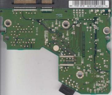 WD800JD-00LSA0, 2061-701335-E00 AE, WD SATA 3.5 PCB
