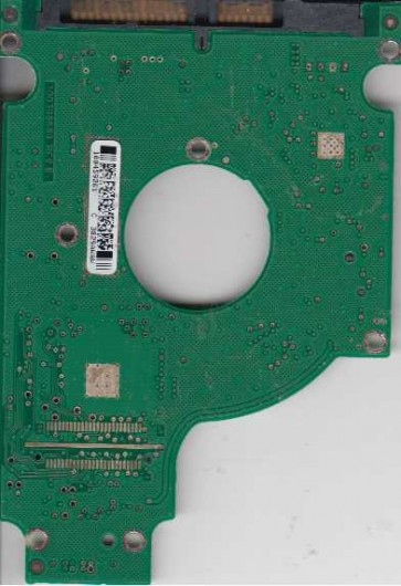 ST9160821AS, 9S1134-022, 3.BHE, 100459261 C, Seagate SATA 2.5 PCB
