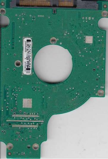 ST9160821AS, 9S1134-308, 3.ALC, 100398688 N, Seagate SATA 2.5 PCB