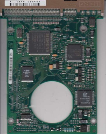 ST38422A, 9N5002-301, 3.09, 24003710-011, Seagate IDE 3.5 PCB