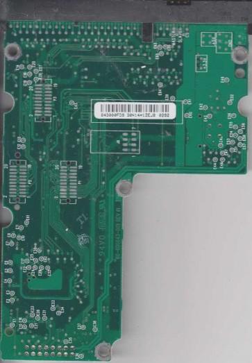 WD205AA-00ANA0, 61-600843-000 FD9, WD IDE 3.5 PCB