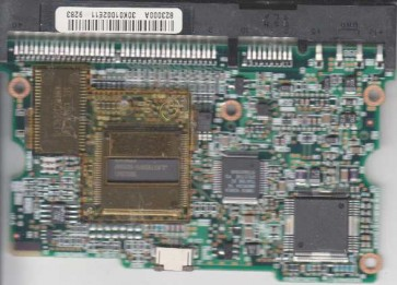 AC315300-00DVV1, 61-600823-000 A, WD IDE 3.5 PCB