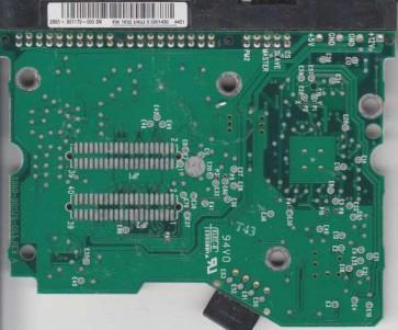 WD1600JB-00EVA0, 2061-001179-000 DK, WD IDE 3.5 PCB