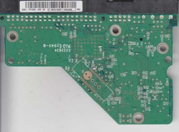 WD4000AAKB-00UKA0, 2061-701508-900 AA, WD IDE 3.5 PCB