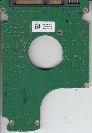 HM500JJ, HM500JJ/M, 2AK10001, BF41-00320A, Samsung SATA 2.5 PCB