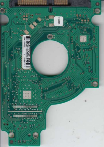 ST9120821AS, 9W3184-141, 3.14, 100380385 C, Seagate SATA 2.5 PCB