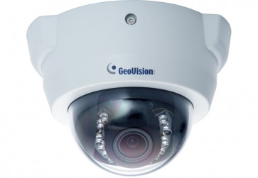 GeoVision GV-FD320D Surveillance/Network Camera - Color, Monochrome 84-FD320-D01U