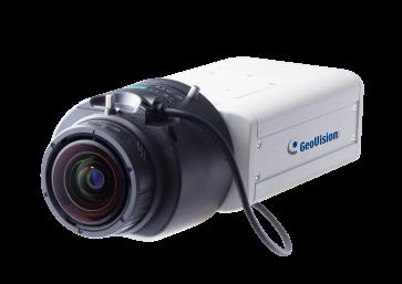 GeoVision GV-BX110D Surveillance/Network Camera - Color, Monochrome - CS Mount (84-BX11V-D04)