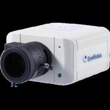 GV-BX3400 | 3MP, H.264, WDR, Pro Day/Night box IP camera