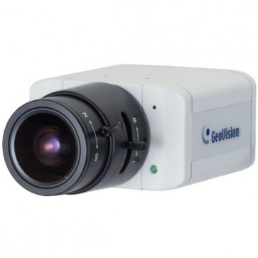 Geovision GV-BX520D 5MP Day & Night Professional IP Box Camera