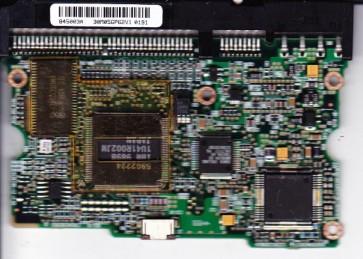 WD273BA-00AKA1, 61-600845-003 A, WD IDE 3.5 PCB