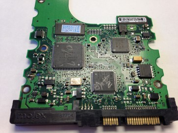 ST3120026AS, 9W2813-032, 8.05, 100276341 C, Seagate SATA 3.5 PCB