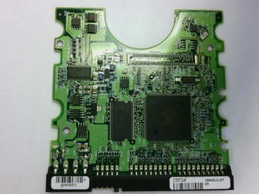 4G120J6, Maxtor 120GB Code GAK819K0 [NMBB] IDE 3.5 PCB
