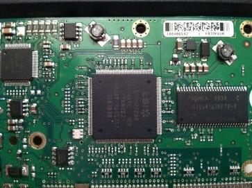 ST3250820A, 9BJ03E-307, 3.AAF, 100406542 J, Seagate IDE 3.5 PCB