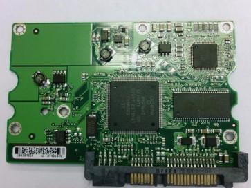 ST3808110AS, 9BD131-034, 3.ADJ, 100387564 U, Seagate SATA 3.5 PCB