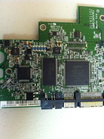 6B300S0, Code BANC1B70 [K,G,C,Maxtor 300GB A] SATA 3.5 PCB