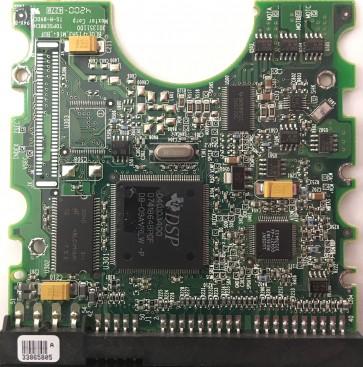 98196H8, ZAH814Y0, NZBB, DSP 040103400, Maxtor IDE 3.5 PCB