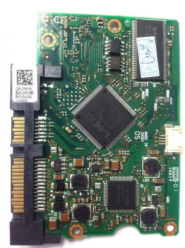 HDT721064SLA380, 0A29894 BA2950B, PN 0A38110, Hitachi 640GB SATA 3.5 PCB