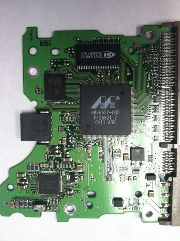 SV0411N, BF41-00082A, FW 100-11, Samsung 40GB IDE 3.5 PCB