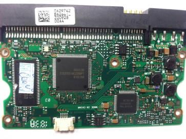 HDP725050GLAT80, 0A29742 BA2881_, PN 0A35397, Hitachi 500GB IDE 3.5 PCB