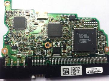 IC35L060AVER07-0, 07N6570 H31735_, PN 07N6709, IBM 61.5GB IDE 3.5 PCB