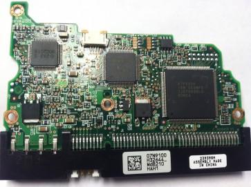 IC35L060AVVA07-0, 07N9100 H69144_, PN 08K0987, IBM 60GB IDE 3.5 PCB