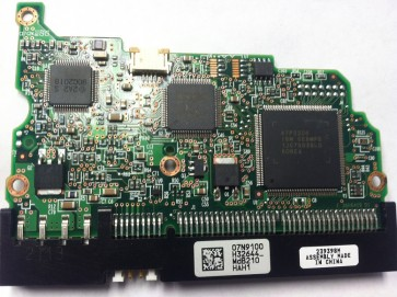 IC35L020AVVA07-0, PN 07N8134, 07N9100 H32644_, IBM 20GB IDE 3.5 PCB
