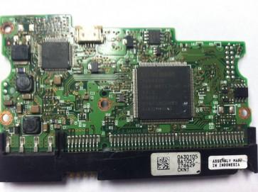 HDS728040PLAT20, 0A30105 BA1057_, PN 0A30209, Hitachi 41.1GB IDE 3.5 PCB