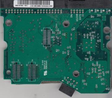 WD400BB-75CAA0, 0000 001092-100 L, WD IDE 3.5 PCB