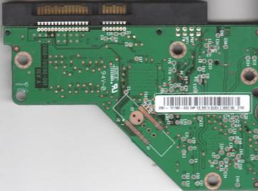WD2500AAJS-75M0A0, 2061-701590-X02 04P, WD SATA 3.5 PCB