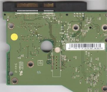 WD20EADS-00S2B0, 771642-P01 02P, WD SATA 3.5 PCB