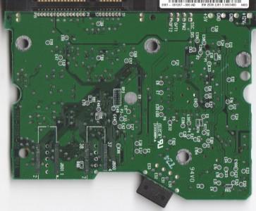 WD1600JD-75HBB0, 2061-001267-000 AD, WD SATA 3.5 PCB