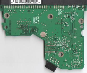 WD2500BB-00RDA0, 2061-701292-C00 01PD2, WD IDE 3.5 PCB