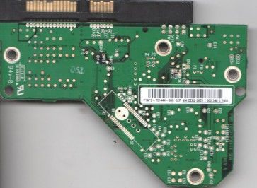 WD2500AAJS-75VWA0, 2061-701444-600 02P, WD SATA 3.5 PCB