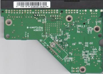 WD5000AAJS-22YFA0, 2061-701508-400 02P, WD SATA 3.5 PCB