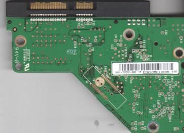 WD1600AAJS-70WAA0, 2061-701552-G00 11P, WD SATA 3.5 PCB