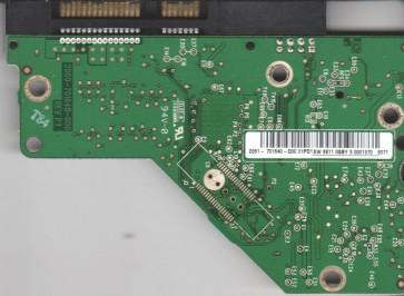 WD10EADS-65M2B0, 2061-701640-D00 01PD1, WD SATA 3.5 PCB