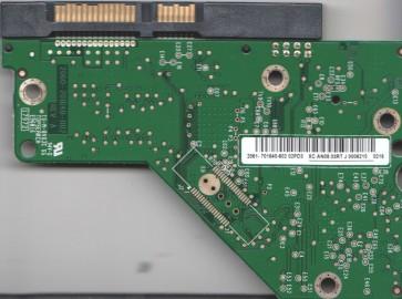 WD1001FALS-00E3A0, 2061-701640-602 02PD3, WD SATA 3.5 PCB