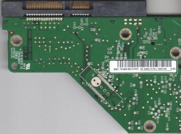 WD1001FAES-00W7A0, 2061-701640-602 01PD1, WD SATA 3.5 PCB