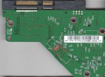 WD7500AADS-00M2B0, 2061-701640-407 01PD3, WD SATA 3.5 PCB