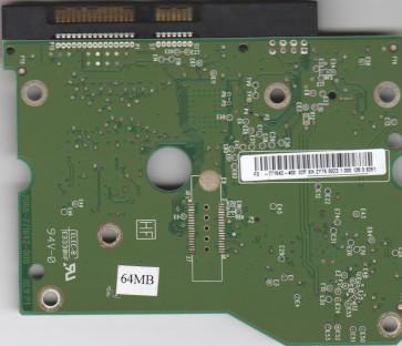 WD20EADS-42R6B0, 2061-771642-400 02P, WD SATA 3.5 PCB