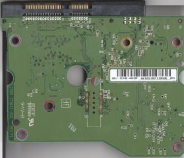 WD20EADS-00R6B0, 2061-771642-400 03P, WD SATA 3.5 PCB