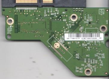 WD20EARS-00MVWB0, 2061-771698-102 07P, WD SATA 3.5 PCB
