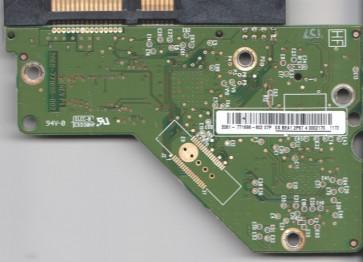 WD15EARS-00MVWB0, 2061-771698-802 07P, REV P1, WD SATA 3.5 PCB
