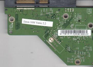 WD15EARS-00MVWB0, 2061-771698-K02 01Pa, WD SATA 3.5 PCB