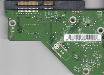 WD15EARS-00MVWB0, 2061-771698-102 04P, REV P2, WD SATA 3.5 PCB