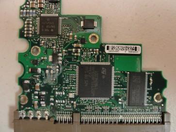 ST3160022ACE, 9W6024-191, 9.51, 100344501 D, Seagate IDE 3.5 PCB